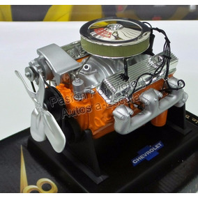 1:6 Motor V8 Chevrolet 350 Turbo Fire Small Block Liberty