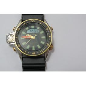 b8a8d5da623 Relógio Atlantis Aqualand Serie Ouro Gold Aço Super Oferta ...
