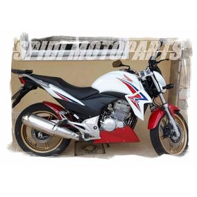 Spoiler Motor Honda Cb300r Cb 300r Cbx250 Twister Gel Primer