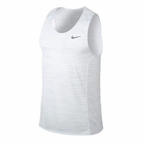 Camiseta Regata Nike Cool Miler Single 718346 Masc Original