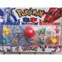 Brinquedo Pokemon Go Kit Com Pokebola Coleção