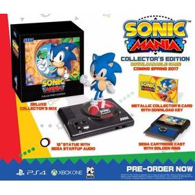 Preventa Sonic Mania C.e. Para Ps4 ¡sólo En Gamers!
