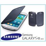 Forro Samsung Galaxy S3 Mini Flip Cover Original