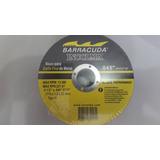 Discos De Corte 4 1/2 Barracuda