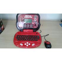 Laptop Bakugan Trilingue -84 Atividades