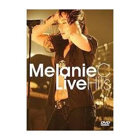 Dvd Melanie C Live Hits - Lacrado