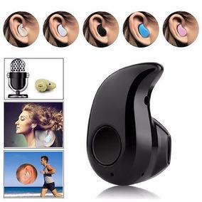 Audífono, Auricular Universal Inalámbrico Bluetooth Estéreo.