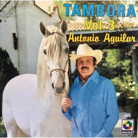 Cd Antonio Aguilar Tambora Vol 3