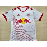 Camisa New York Red Bulls Fan 17/18 Frete Gratis Importada