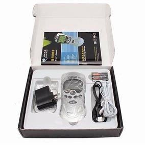Electroestimulador Tens Ems Health 2 Canales Masajes Usb A1