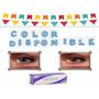 Lentes De Contacto Freshlook Colorblends Variado
