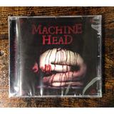 Machine Head Catharsis Cd Nuevo 2018 Edición Nacional