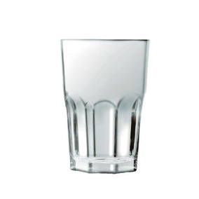 Vaso Vidrio Bristol Agua Gaseosa 410 Ml Nadir X1 U Geo Bazar