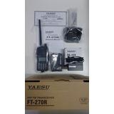 Handy Yaesu Ft-270 R/e Sumergibles + Accesorios + Liberados
