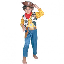 Disfraz Toy Story Woody Talle 1