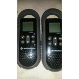 Radio Transmisor Motorola Modelo Tlkr-t5 (rango 6km)