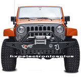 Viernes Negro Parachoques Delantero 07-16 Jeep Jk Wrangler