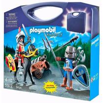 Playmobil Maletín Knights Guerreros Medievales 5972