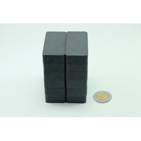 Imán Block Ferrita Pack De 12 Pz