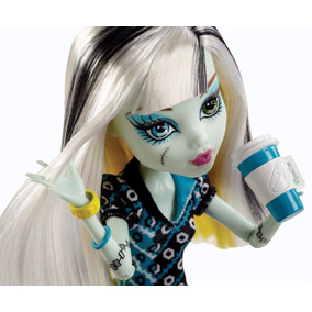 Frankie Stein Serie Coffin Bean Monster High