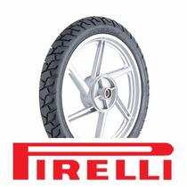 Pneu Moto 90/90-19 52p Pirelli - Nxr Bros/falcon - Dianteiro