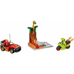 Lego - Juniors 10722-cara A Cara Contra La Serpiente