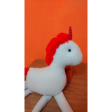 Hermoso Unicornio Artesanal