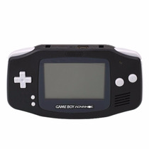 Game Boy Advanced Gba Original Novo Na Caixa Com Manual