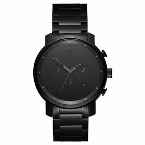 Reloj Mvmt All Black Chrono