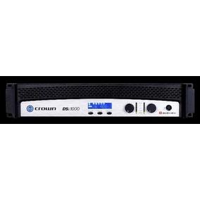 Amplificador Crown Dsi 1000 Con Usb