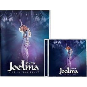 Kit Cd + Dvd - Joelma - Avante Ao Vivo Em São Paulo
