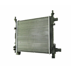 Radiador Alumínio - Ford Ka 1.0/1.3 - C/ Ar - 2586 - Visc