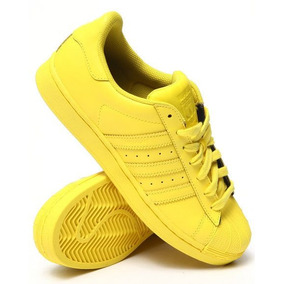 premium selection 9ef6e 0212f Zapatillas adidas Original Pharrell Williams Superstar Yell