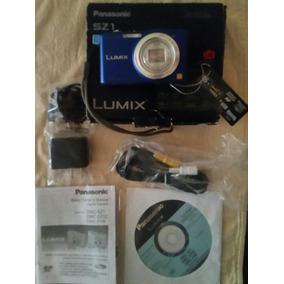Camara Digital Panasonic Lumix Sz1 16mp