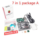 Mini Computador Kit Raspberry Pi 3 B Paquete 8 En 1