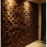 Mosaico Pedra Ferro Telado 10x10 Ambiente Interno E Externo