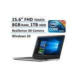 2017 Dell Inspiron 15.6 Full Hd Touchscreen I5 1tb Ent Inmed