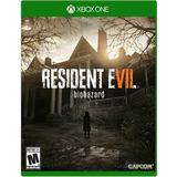Resident Evil 7 Biohazard Xbox One Nuevo Y Sellado