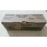 Kyocera Tk-137: Toner N Para Km-2810; Km-2810/dp; Km-2820