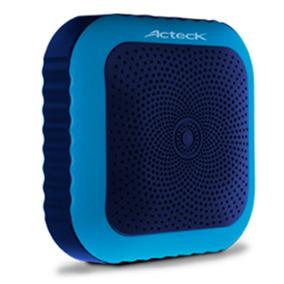 Acteck Bocina Bluetooth Portatil Radio Fm Usb Microsd Sb-200