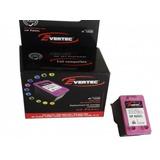 Cartucho Alternativo Evertec 60 Xl Color Para Hp F2480 F4480