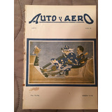 Motos Chile 1919 Auto Y Aero Revista Nro 85 .motos Raras