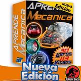 Mecanica Automotriz 24 Libros,113 Videos, Pack Tuning Grati