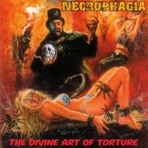 Necrophagia The Divine Art Of Torture Cd Nuevo