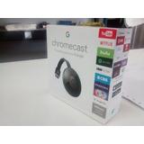 Google Chromecast 2 Hdmi Smarttv Samsung Lg Sony Apple Etc