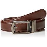 Según Lo Visto En La Tv Comfort Click Belt, Brown, Un Tamaño