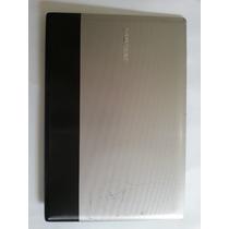 Tampa Da Tela Moldura Notebook Samsung Rv420 Séries
