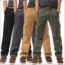 Pantalon Cargo Reforzados