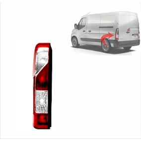 Lanterna Traseira Renault Master 2013 2014 2015 - Esquerda