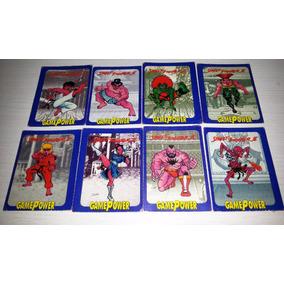Revista Game Power - 09 Cards Street Fighter 2